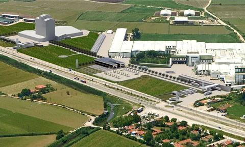 Sütaş Karacabey Süt Ürünleri Fabrika Yerleşkesi