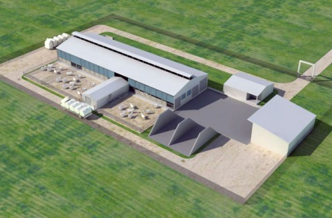 Tarfaş Sağmal Çiftlik Projeleri