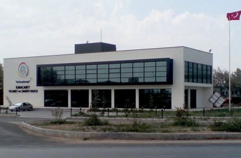 Karacabey Ticaret ve Sanayi Odası Binası