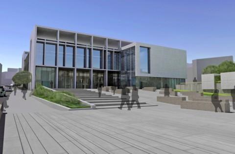 Denizli Belediye Binası Ulusal Mimari Proje Yarışması (Satınalma Ödülü)