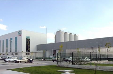 Sütaş Aksaray Süt Ürünleri Fabrikası