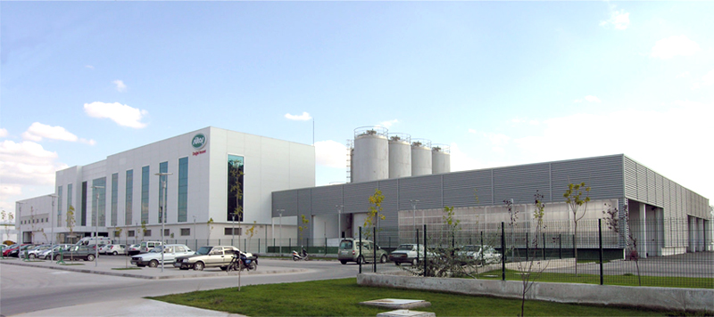 Sütaş Aksaray Süt ürünleri Fabrikası Eks Mimarlık