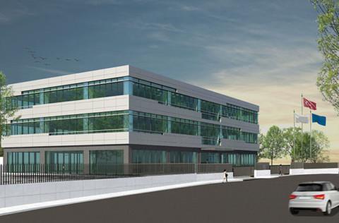 Sütaş Büyükçekmece Bölge Müdürlüğü Binası